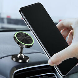 Antirust 360° Magnetic Car Dashboard Phone Holder Mount For Cell Phone GPS LC $2.95