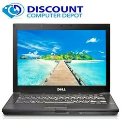 Dell Latitude E Series Laptop Notebook PC Windows 10 Intel Core 2 Duo 4GB 1TB $169.99