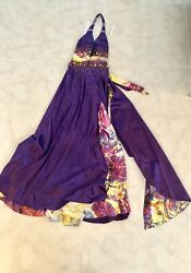 party dress long evening $145.00
