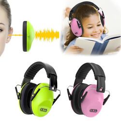 Dr.meter Kids Ear Muffs Noise Cancelling Headphones For Kids Hearing Protection