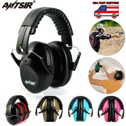 US Stock Noise Reduction Ear Muffs Nrr 26Db Shooters Hearing Protector Earphones