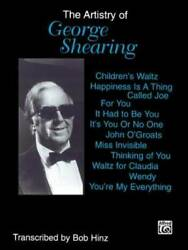 The Artistry of George Shearing: Piano Solos
