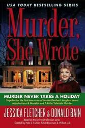 Murder She Wrote: Murder Never Takes a Holiday