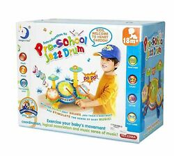 Educational Toys For 2 Year Old Baby Kids Toddlers Boy Girl Learning Drum Set  $21.99
