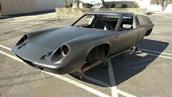 Lotus Europa Parts.Completely Restored S2 Body ShellPrimed Ready For Vinyl Wrap