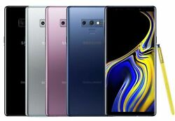Samsung Galaxy Note9 N960U 128GB Factory Unlocked Smartphone $339.99