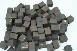 African Blackwood Small Flat Rate Cutoffs Exotic Wood  Free Shipping AB-4