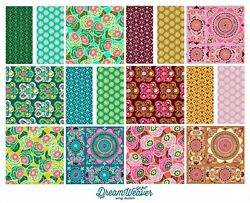 OOP Dream Weaver by Amy butler 16 fat quarter bundle Full collection
