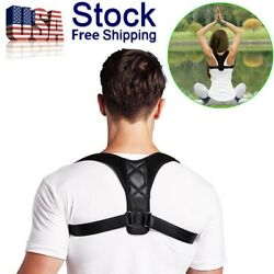 Body#Wellness Posture Corrector (Adjustable to All Body Size) USPS FREE SHIPPING