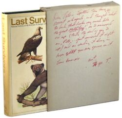 Terry SOUTHERN Noel SIMON  Last Survivors Signed 1st Edition 1970