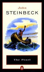 THE PEARL (1992 Hardcover) by JOHN STEINBECK - PERMA-BOUND