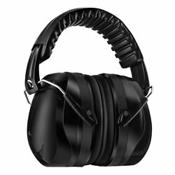 Homitt Sound Ear Muffs Hearing Protection Noise Reduction Safety Earmuffs E...