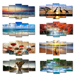 Canvas Prints Wall Art Painting Home Decor Picture Photo Landscape Sea Framed
