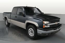 2005 Chevrolet Silverado 1500 Leather 2005 Chevy Silverado
