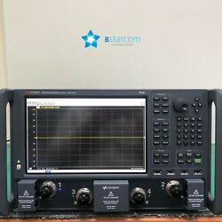 KT N5225B PNA Microwave Network Analyzer50 GHz4-port-Opt:4193year warranty