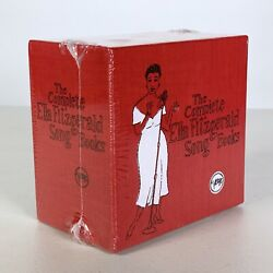BRAND NEW SEALED The Complete Ella Fitzgerald Song Books 16-CD Box Set by Verve