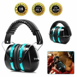 Shooters Hearing Protection Ear Muffs Noise Reduction Safety Ear Muffs 34db NRR