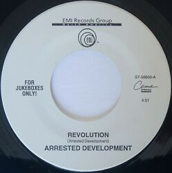 ARRESTED DEVELOPMENT Revolution  Mr. Wendal M- Jukebox 45