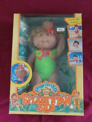 1991 Cabbage Patch Kids Splash N Tan Kids NEW never opened