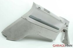 06-12 MERCEDES W251 R350 REAR RIGHT SIDE QUARTER TRIM PANEL COVER GRAY OEM $147.00