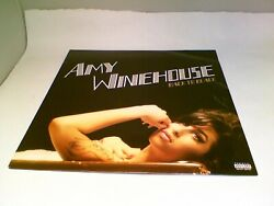 Amy Winehouse Back to Black  LP Re-Released Vinyl Record