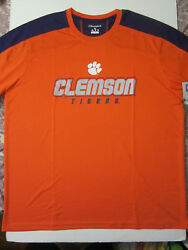 NCAA Clemson Tigers Champion Impact T Shirt Medium Large X Large New $12.99