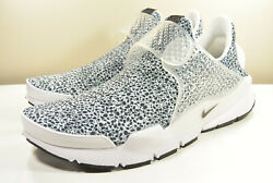 DS NIKE 2017 SOCK DART WHITE SAFARI 9 13 PRESTO WOVEN MAX AIR 90 1 HUARACHE