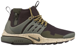 DS NIKE 2017 AIR PRESTO UTILITY MID KHAKI 8 13 SAFARI OLYMPIC RETRO MAX RIFT