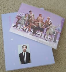 BTS  MEMORIES OF 2018 DVD W RM PHOTO CARD + PREORDER GIFT