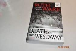 The Death of Mrs. Westaway: A Novel by Ruth Ware New 2019 Paperback
