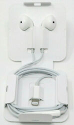 Apple Genuine OEM iPhone 678XXS Earpods Headphones with Lightning Connector