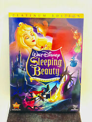 Sleeping Beauty Platinum DVD - Brand New Unopened Disney Classic Movie