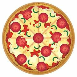 Pizza Party Food Kitchen Theme Kids Birthday Party 9quot; Paper Dinner Plates $7.66