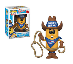 Funko Pop Ad Icons: Hostess - Twinkie The Kid Collectible Figure in hand