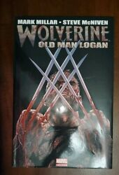 WOLVERINE Old Man Logan Marvel DELUXE EDITION (Comic Hardcover book) Español