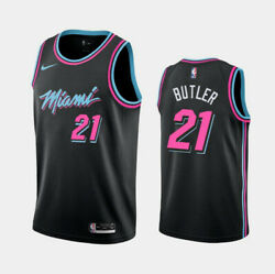 Jimmy Butler Miami Heat Vice Night Jersey Large