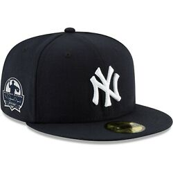 Mariano Rivera NY Yankees New Era Hall of Fame Side Patch 59FIFTY *NEW* MSRP $42