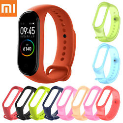 TPE Adjustable Smart Watch Band Bracelet Strap Replace for Xiaomi MI Band 34