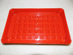 Tupperware vintage hot dog container $4.99