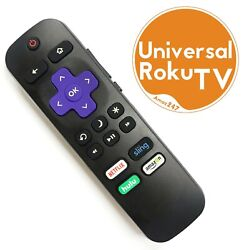 NEW IR Universal Replacement Remote compatible with ROKU TVs™ $10.99