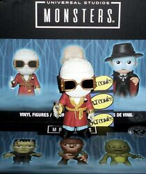 Invisible Man - Universal Monsters Mystery Minis Vinyl Figure
