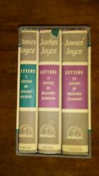 The Letters of James Joyce edited by Stuart Gilbert and Richard Ellmann