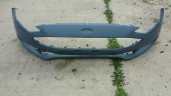 2017  2018 FORD FUSION FRONT BUMPER COVER NEW