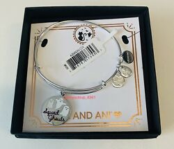 NWT Authentic ALEX AND ANI Squad Ghouls 2019 Bangle Ghost Halloween Bracelet