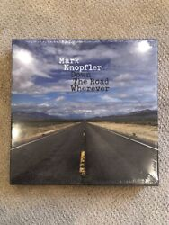 Mark Knopfler Down The Road Wherever Deluxe Limited Edition Vinyl Boxed Set