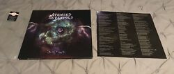 Avenged Sevenfold The Stage 2 Lp Grape Candy Colored Vinyl FYE Exclusive AX7