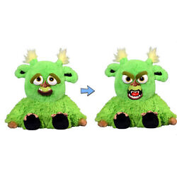 Feisty Pets Grayson The Glutton Green Monster Plush Figure NEW IN STOCK $22.99