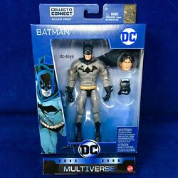 DC Multiverse Batman  Dick Grayson WKiller Croc BAF Part Action Figure Mattel