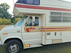 1977 COACHMAN LEPRECHAUN CLASS C 23' FORD E-350 CHASSIS WITH 460 ENGINE