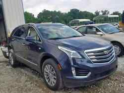 2019 Cadillac XT5 Luxury FWD 2019 Cadillac XT5 salvage title wrecked damaged